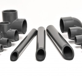 PVC  & CPVC Pipes and Fittings Schedule 80