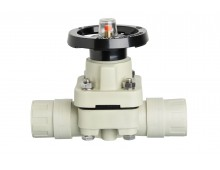 manual-valves-thermoplastic - diaphragm-valve-pp-